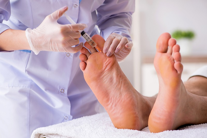 A Skilled Podiatrist Can Help You Today