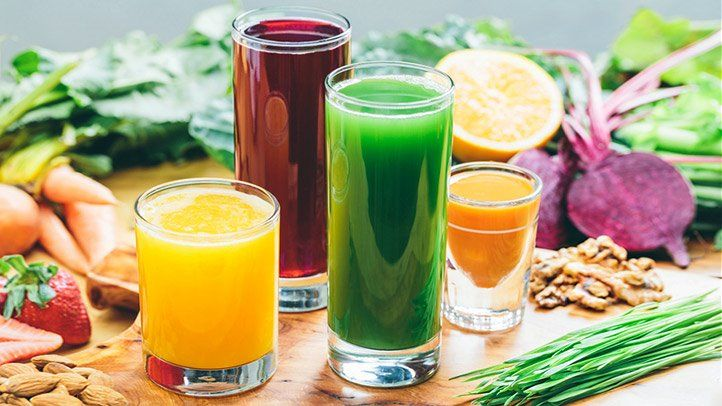 The Detox Diet – Losing Weight the Natural Way